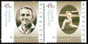1997 Australian Legend Don Bradman