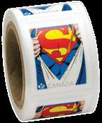 Canada 2013 Superman coil