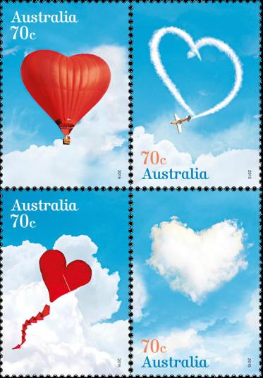 Australia 2015 Love Is In The Air