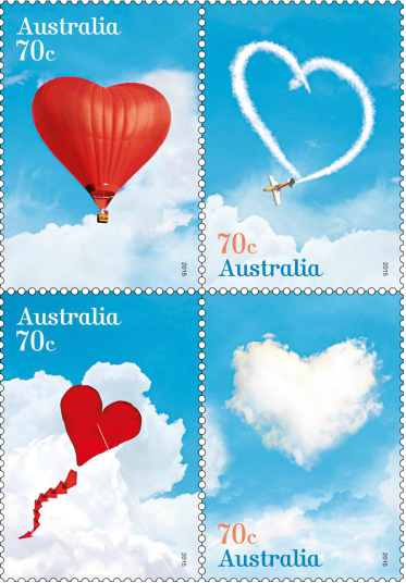 Australia 2015 Love Is In The Air