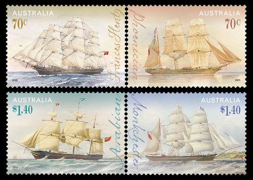 Australia 2015 Era of Sail: Clipper Ships