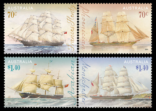 Australia 2015 Era of Sail: Clipper Ships