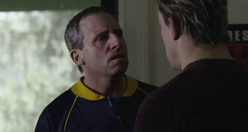 Steve Carell as John E. Du Pont in Foxcatcher