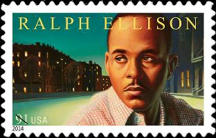 USA 2014 Ralph Ellison stamp