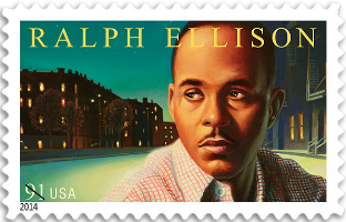 USA 2014 Ralph Ellison stamp