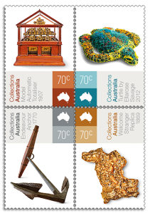 Australia 2015 Collections Australia Set Block