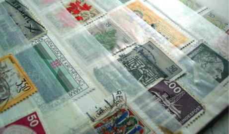 Stamp Album Small