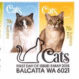 Australia 2015 Cats Balcatta FDI