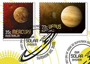 Australia 2015 Solar System Sunshine FDI