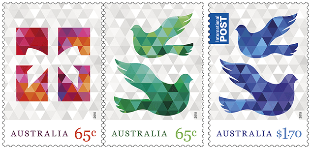 Australia2015ChristmasSecularStamps
