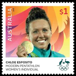 australia_2016_gold_medallists_rio_olympics_1_chloe_esposito_stamp