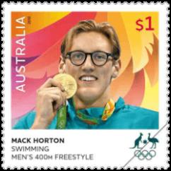 australia_2016_gold_medallists_rio_olympics_1_mack_horton_stamp_2