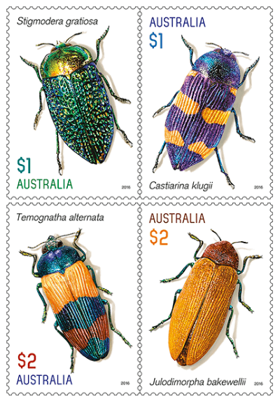 australia_2016_jewel_beetles_stamp_set