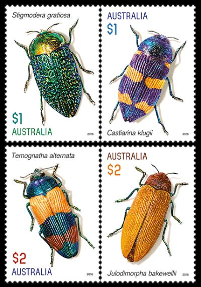 australia_2016_jewel_beetles_stamp_set