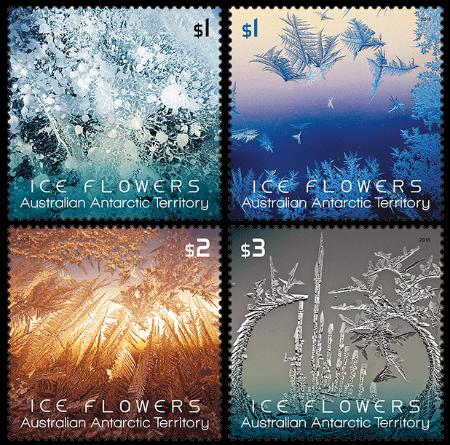 australian_antarctic_territory_2016_ice_flowers_stamp_set