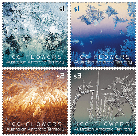 australian_antarctic_territory_2016_ice_flowers_stamp_set