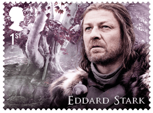 UK 2018 Game of Thrones 1st Eddard Stark