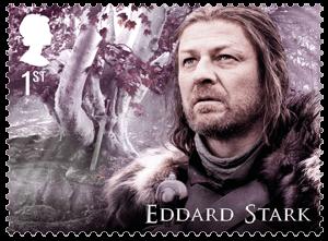 UK 2018 Game of Thrones 1st Eddard Stark