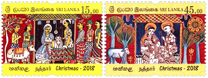 Christmas Stamps 2019.The 12 Stamps Of Christmas The Punk Philatelist