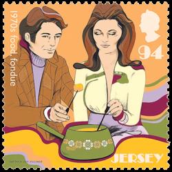 Jersey 2019 1970s Popular Cultue 94p fondue