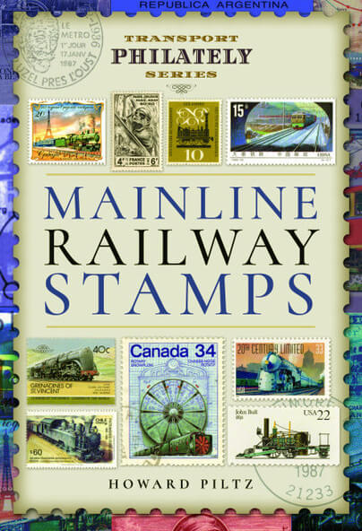 Mainline Railway Stamps, Howard Plitz