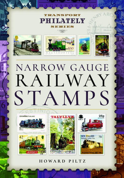 Narrow Gauge Railway Stamps, Howard Plitz