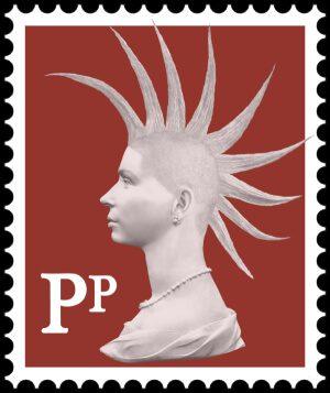 PunkPhilatelist logo