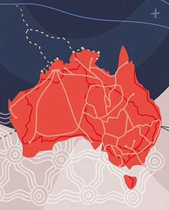 Australia 2020 Navigating History - $1.10 Voyages detail