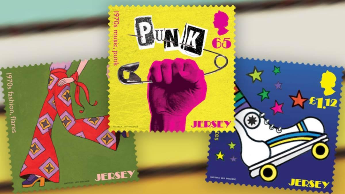 Jersey 1970s Popular Culture header
