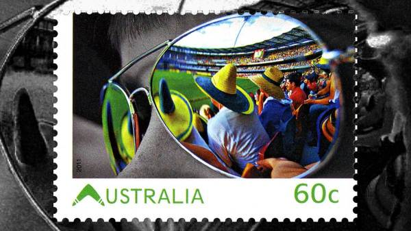Punk Philatelist Living Australia sunnie side up header
