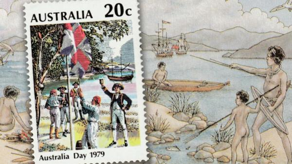 Punk Philatelist Australia Day an awkward first date header