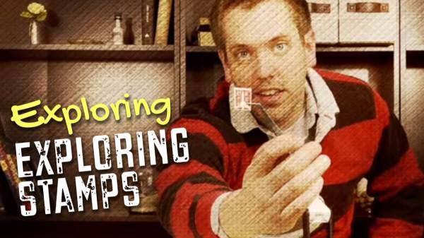 Exploring Exploring Stamps Header