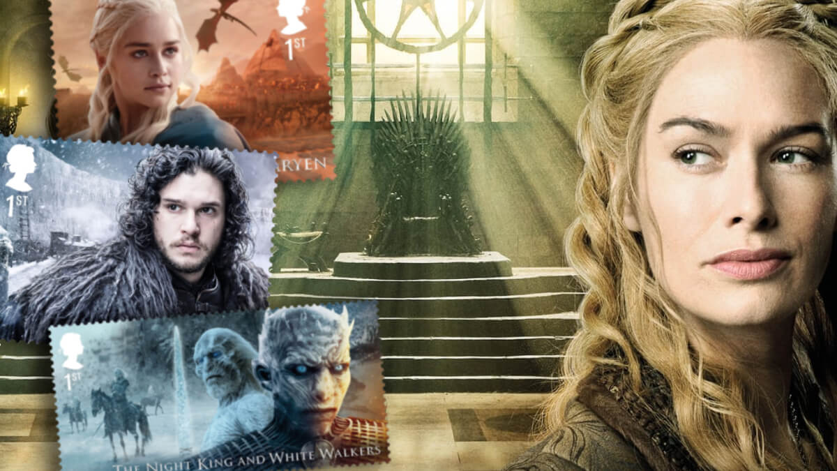 UK Game of Thrones Punk Philatelist header