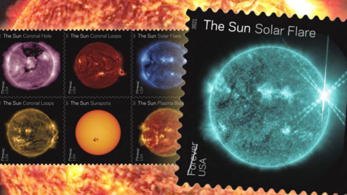USA 2021 Sun Science Punk Philatelist header image