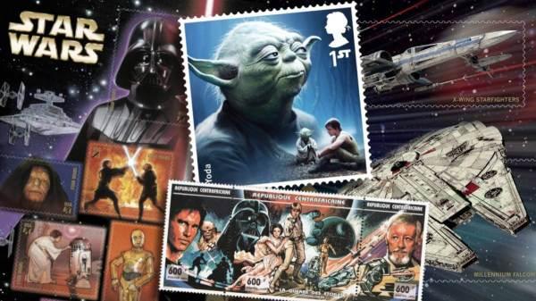 UK 2015 Star Wars Punk Philatelist feature image