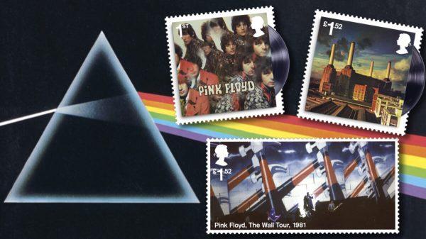 UK 2016 Pink Floyd Punk Philatelist feature image