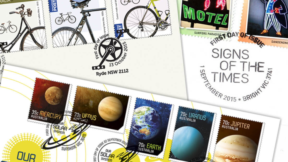 Cracking the code first day cover postcode Punk Philatelist feature image